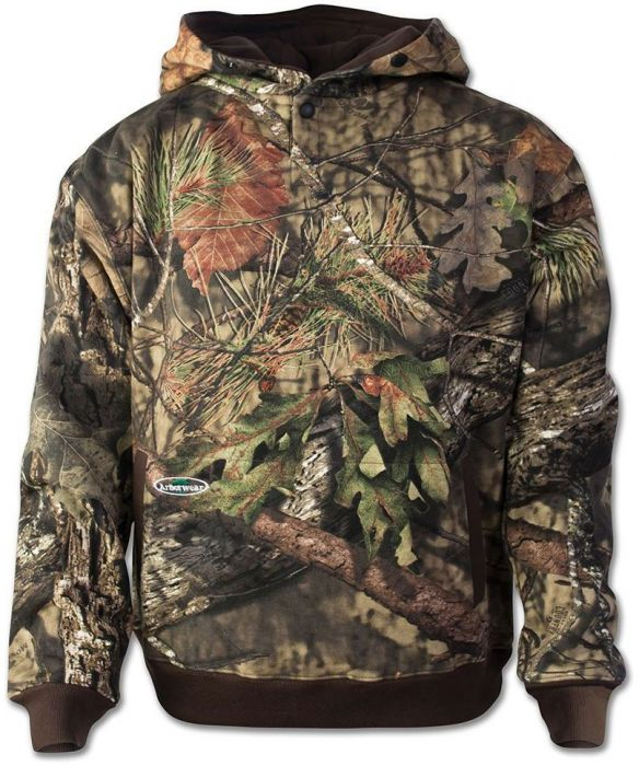 a205a100f217 Double Thick Pullover Sweatshirt - Mossy Oak Break Up Country