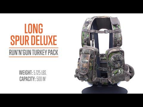 e25faf8bd674f Alps Outdoorz Long Spur Deluxe Turkey Hunting Vest | Joe's Sporting ...