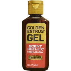 Wildlife Research Golden Estrus Gel w/ Scent Reflex Technology - 2oz