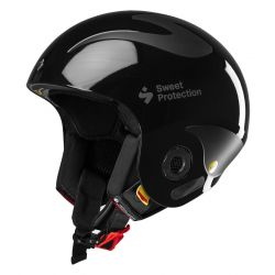 Sweet Protection Volata MIPS Helmet - Gloss Black