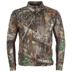Men's BaseSlayers AMP Heavyweight Top - Realtree Edge