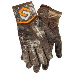 Full Season Bow Release Glove - Realtree Edge