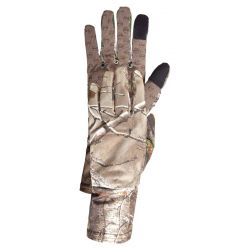 Snake Touchtip Hunting Gloves - Realtree Xtra