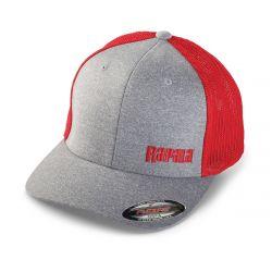 Rapala Flex Fit Cap Mesh Left Logo Os