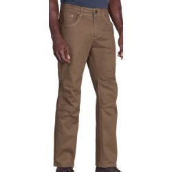 Kuhl Rebel Pant Classic Fit - Dark Khaki
