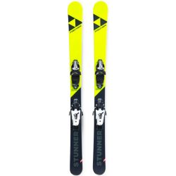 Fischer Skis Youth Stunner Skis w/FJ7 AC SLR Bindings