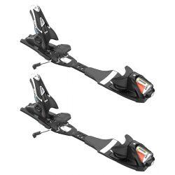 SPX 12 Rockerflex Ski Bindings 80 mm - Black/Icon