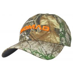 Nomad Camo Stretch Cap - Realtree Edge