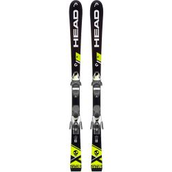 Head Youth WorldCup I.Race Team SLR 2 Skis w/SLR 7.5 AC Bindings