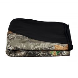 Waterproof Fleece Blanket - Realtree Edge