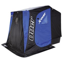 Otter Outdoors XT X-Over Lodge Ice Shelter