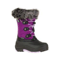 Kamik Kid's Powdery2 Winter Boot - Grape