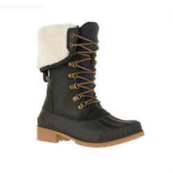 W Siennaf2 200gr Sherling Boot