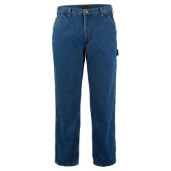 Men's Hammer Loop Fleece Lined Pant - Dark Denim