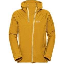 Men's Exolight Range Jacket - Golden Yellow