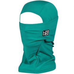 Black Strap The Hood Facemask - Jade