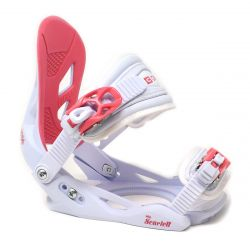 Capix Youth Scarlett Snowboard Bindings