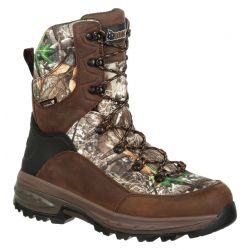 Men's Grizzly Wide Waterproof 1000g Insulated Hunting Boots