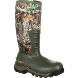 "Sport Pro 1200 G 16"" Rubber Boot - Realtree Edge"