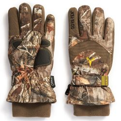 Hot Shot Hunter Gore-tex Insulated Gloves - Realtree Edge