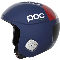 Poc Skull Oribc Comp Spin AD Helmet - Lead Blue