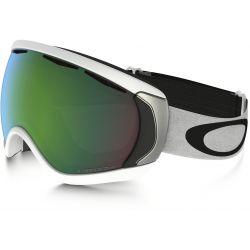Oakley Canopy Goggle - Matte White/Prizm Snow Jade Iridium
