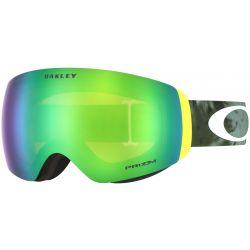 Oakley Flight Deck XM Goggle - Flury Retina Balsam/Prizm Snow Jade Iridium