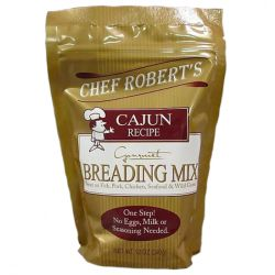 Chef Rober Chef Roberts Breading Mix - Cajun