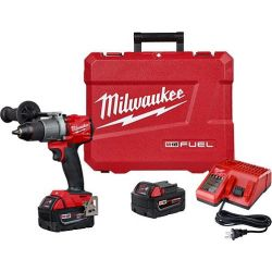 Trade Tools Milwaukee M18 Fuel Drill