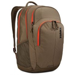 Thule Chronical Backpack 28L - Stone Grey/Roarange