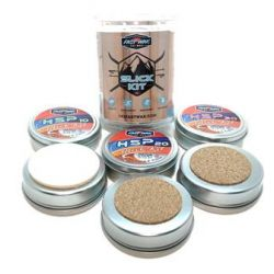 Fast Wax Slick Kit Wax