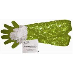 Game Cleaning Gloves with Towelette - 4 pk
