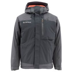 Challenger Insulated Jacket - Black