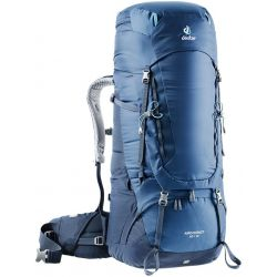 Aircontact 65+10 Backpack - Midnight Navy