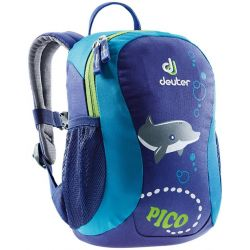 Kid's Pico Backpack - Indigo Turquoise