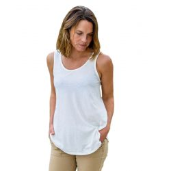 Toad   Co Women Tissue Tie Tank - Egret