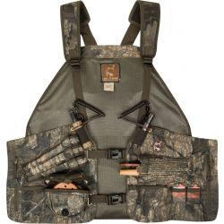 Time and Motion Easy Rider Turkey Hunting Vest - Realtree Timber