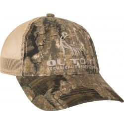 Camo Mesh Back Ol' Tom Logo Cap - Realtree Timber
