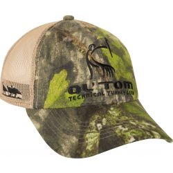 Camo Mesh Back Ol' Tom Logo Cap - Mossy Oak NWTF Obsession
