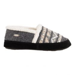 Women's Nordic Moc Slipper - Nordic Grey