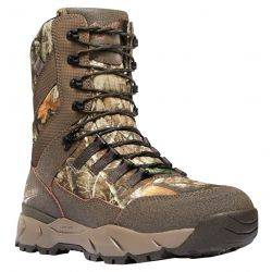 Men's Vital Double Wide Waterproof 800g Insulated Hunting Boots - Realtree Edge