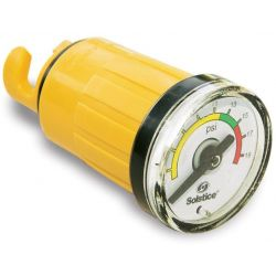 Solstice High Pressure Verifier Gauge
