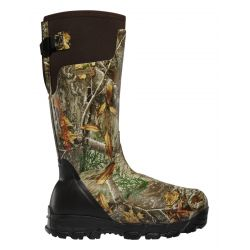 "Men's Alphaburly Pro 18"" Waterproof 1600g Insulated Rubber Boot - Realtree Edge"