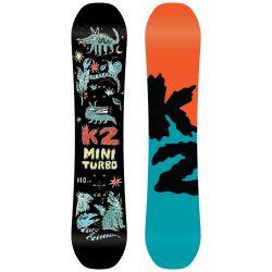 K2 Youth Mini Turbo Snowboard - 2020