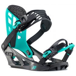 Youth Vandal Snowboard Bindings - 2020
