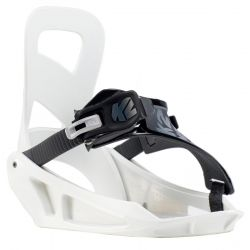 K2 Youth Mini Turbo Snowboard Bindings - 2020