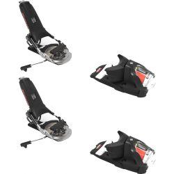 Pivot 14 GW Ski Bindings 95 mm - Black/Icon