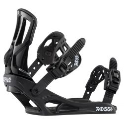 Rossignol Battle B&W Snowboard Bindings S/M- 2020