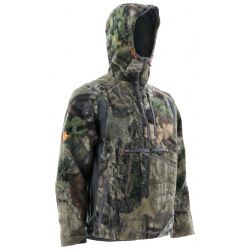 Men's Cottonwood Half Zip Jacket - Mossy Oak Break Up Country