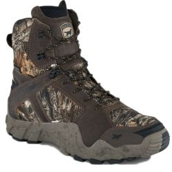 """Men's Vaprtrek Extra Wide 8"""" Waterproof  Leather 400g Insulated Boot - Realtree Camo"""